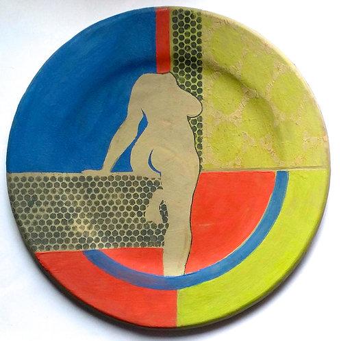 Ceramic plate - Figure 4