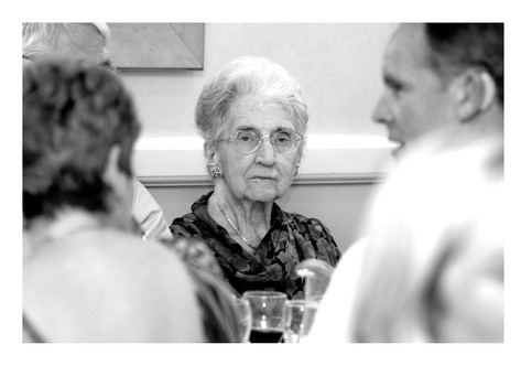 Candid Photography of Wedding guests at reception in Sheffield