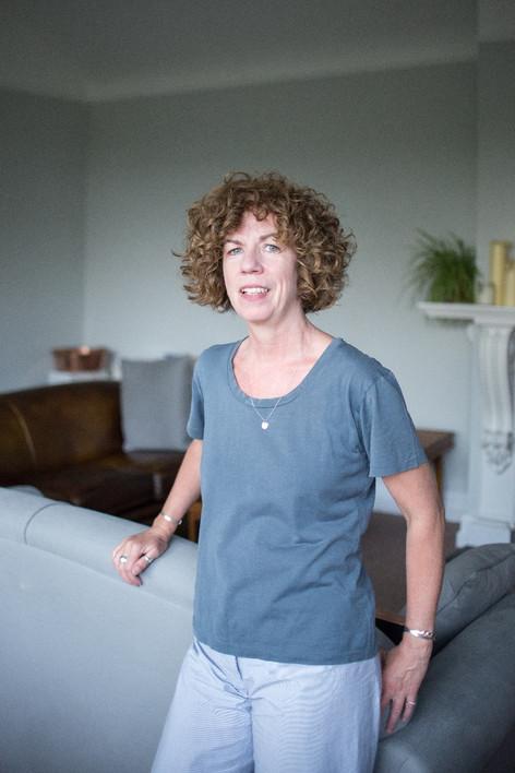 Graphic Designer, Ursula McLaughlin