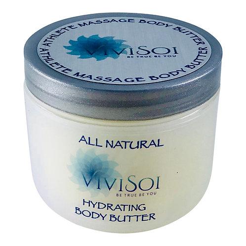 Athlete Massage Body Butter