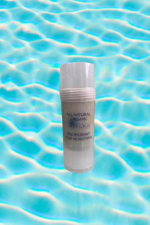 All Natural Deodorant for Sensitives