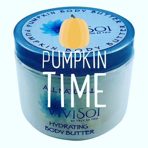 Pumpkin Body Butter & Salt Scrub Combo