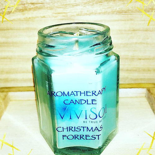 Christmas Forest Aromatherapy Candle