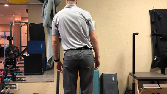Lateral Shifting After Low Back Injuries