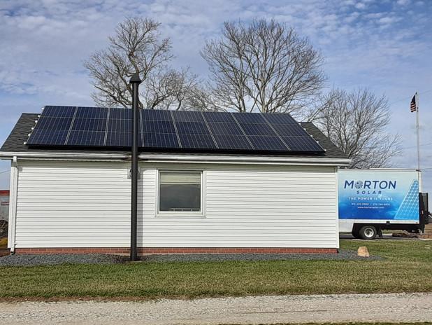 Evansville, IN - 8.6 kW