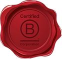 Wax Seal of Certified B Corporation