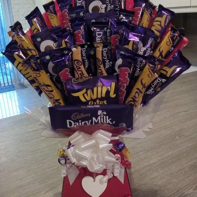 Bespoke Valentines Bouquet - £30