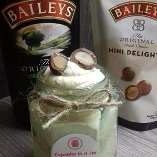 Baileys Cupcake in a Jar - £5.50