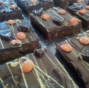Chocolate Orange Chunks