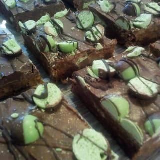 Mint Chocolate Chunks