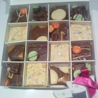 Chocolate Chunks Selection Box - £9.99