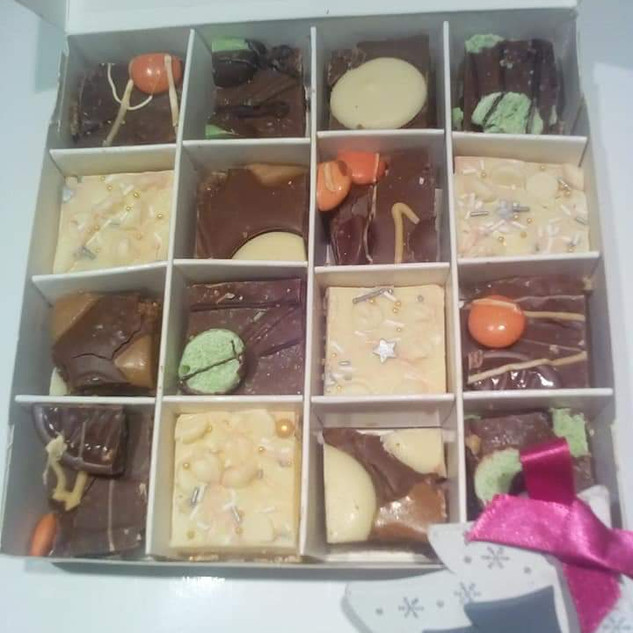 Chocolate Chunks Selection Box - £9.99
