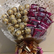 Bespoke Half and Half Bouquet - £25