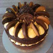 Chocolate Orange Cake - £15.99