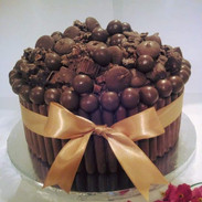 The Ultimate Chocolate Cake - £24.99