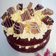 Brownie Millionaire Chocolate Cake - £17.99