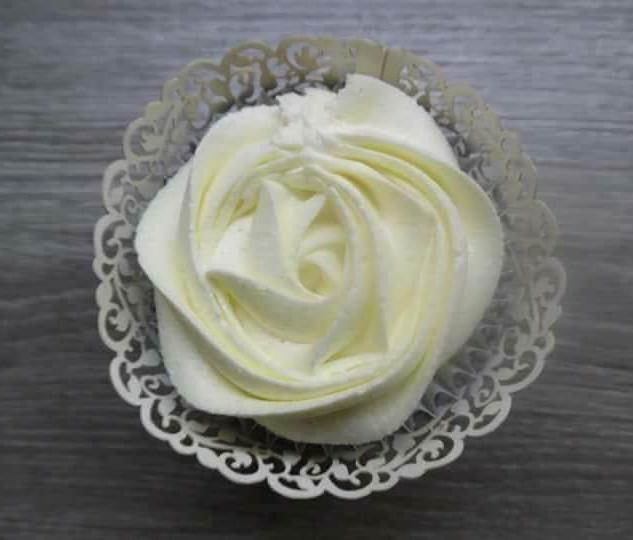Vanilla Swirl Cupcake