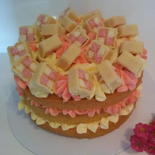 Battenberg Cake - £16.99