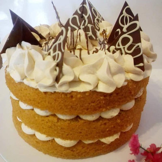 Triple Layer Coffee Cake - £16.99