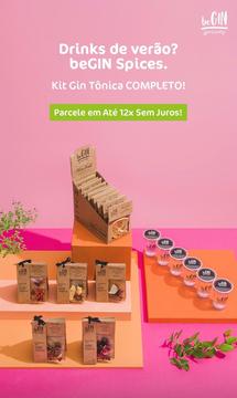 Cliente: BeGin Spices