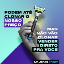 Cliente: Dr Jones