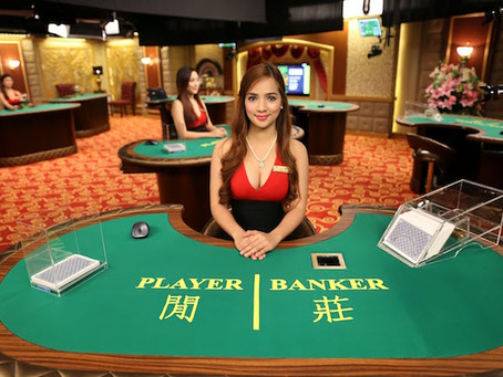 Popular Live Dealer Games in Online Casinos