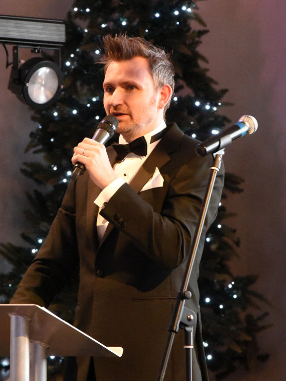 Sue Ryder Compere