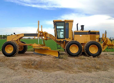 Off-Road Heavy Equipment