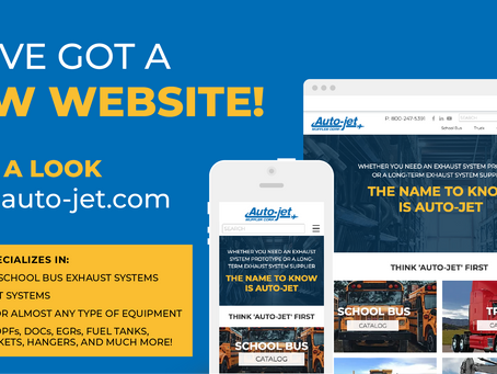 Auto-jet Launches New Website