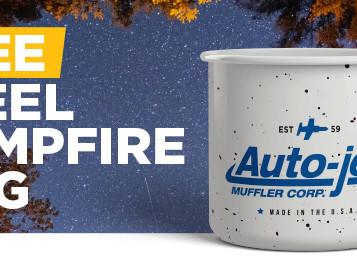 Free Campfire Mug