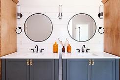 Master Suite in Custom Home Built by Ridgewood Homes LLC