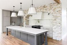 Ridgewood Homes Custom Home Kitchen