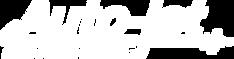 Auto-jet White Logo