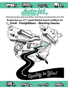 Auto-jet Truck Off-Road Brochure