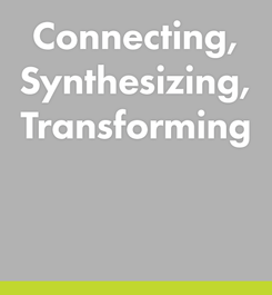 Expert connections were made between the instructional materials and the solution. The project was developed, synthesized, and advanced into entirely new forms, elevating the entire project considerably.