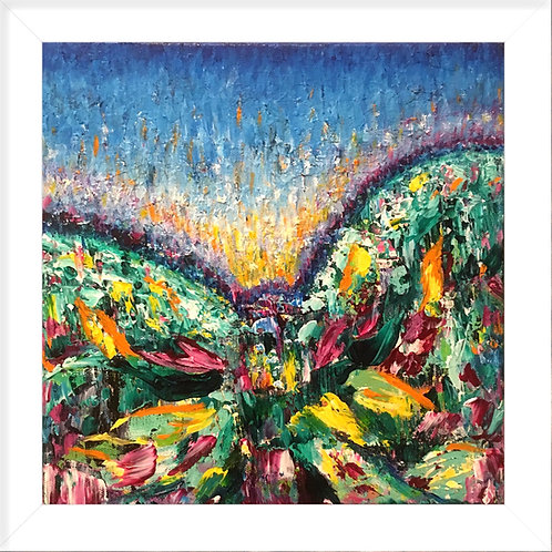 The Light of the Butterfly - Limited edition print