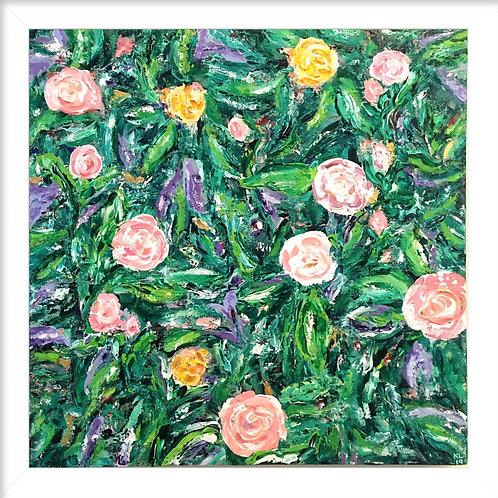 Royal Garden - Limited edition print (unframed)