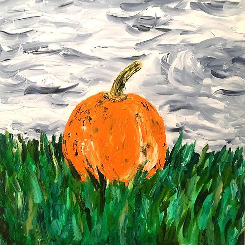 Magical Pumpkin