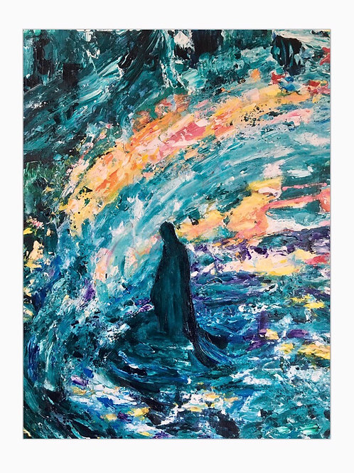 Beauty in the Storm - Limited edition print