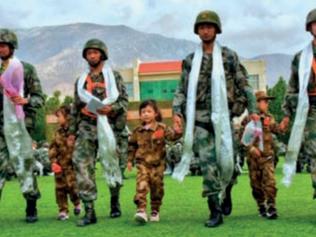 ASSAULTING IDENTITY: CHINA'S NEW COERCIVE STRATEGIES IN TIBET