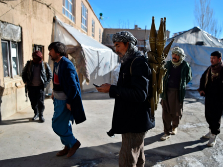 Vulnerable Afghans Are Forming Their Own Armies