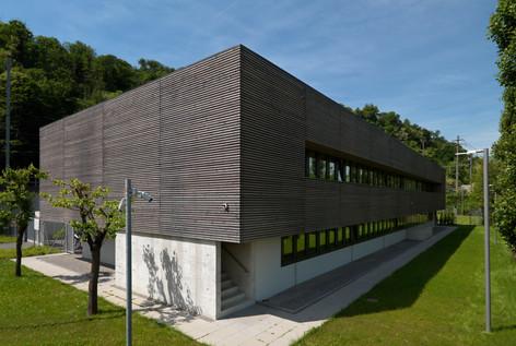 Edificio Amministrativo 1 Agosto