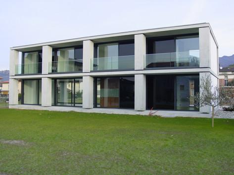 Casa Rahn-Panzeri - Coldrerio