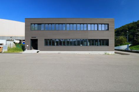 Edificio Cargo FFS - Balerna