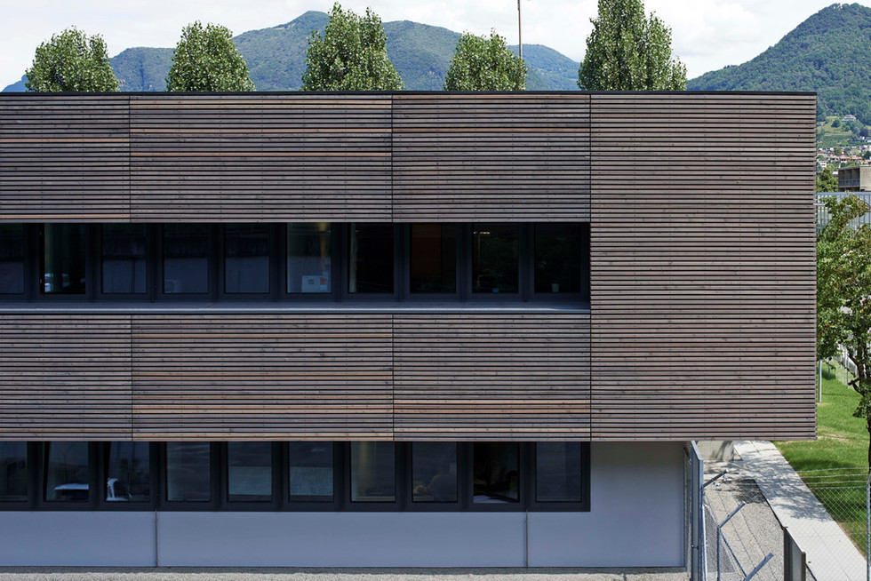 Edificio d'uffici - Chiasso