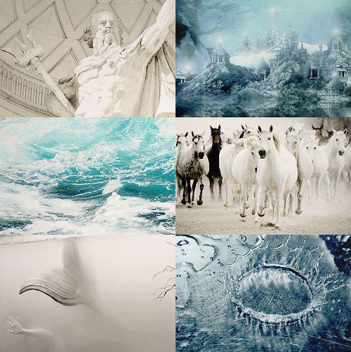 Caixa Arquetípica Poseidon - Arquétipo da Sensibilidade