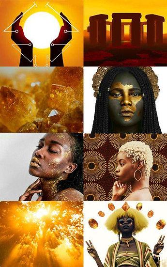 Yansã | Caixa Arquetípica Orixás Femininos
