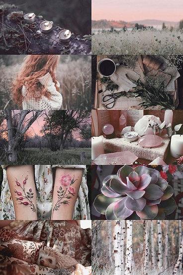 Caixa Arquetípica Branwen - Arquétipo do Perdão