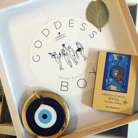 Goddess Box | Atena