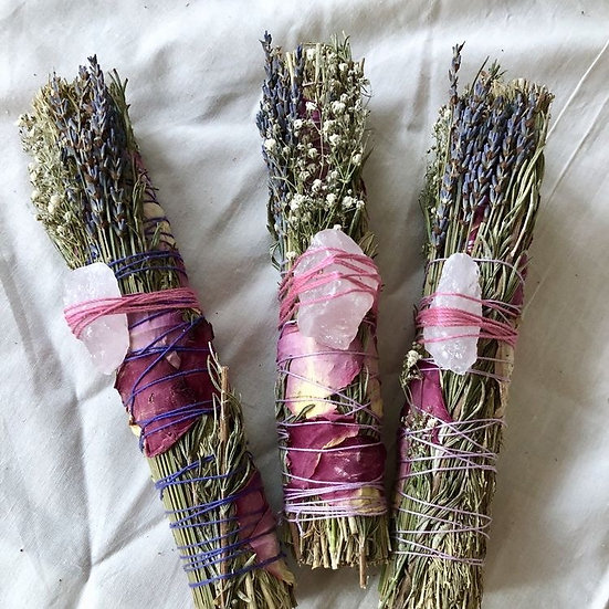 Bundle Ervas, Flores e Cristais